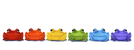 Happy Frogs