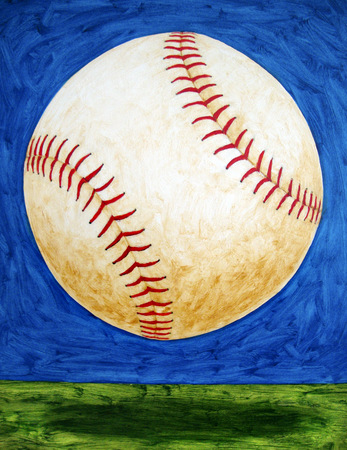 tim shanley art fly ball